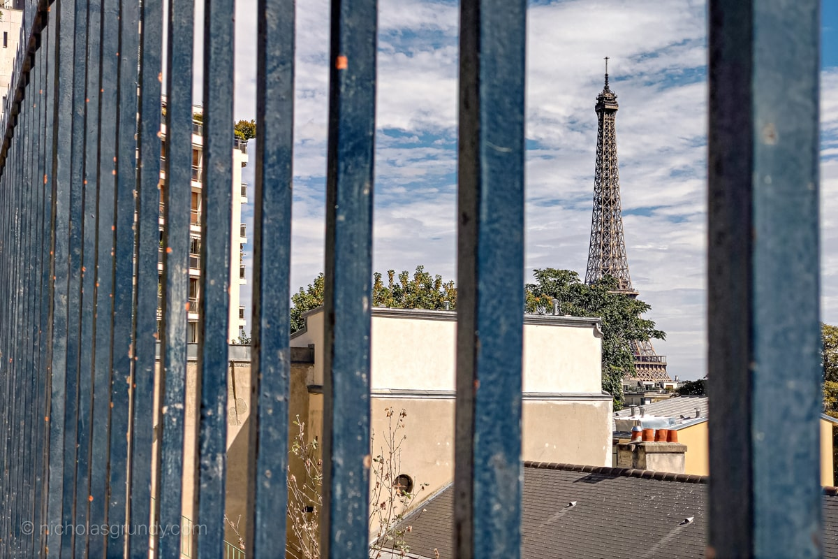 16th Arrondisement Eiffel