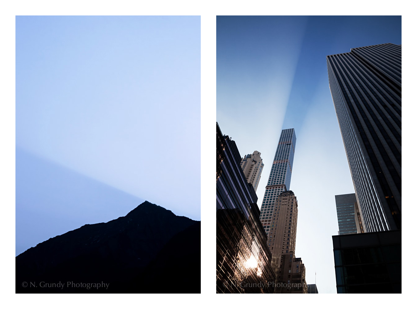 432 Park Avenue Mountain Effect
