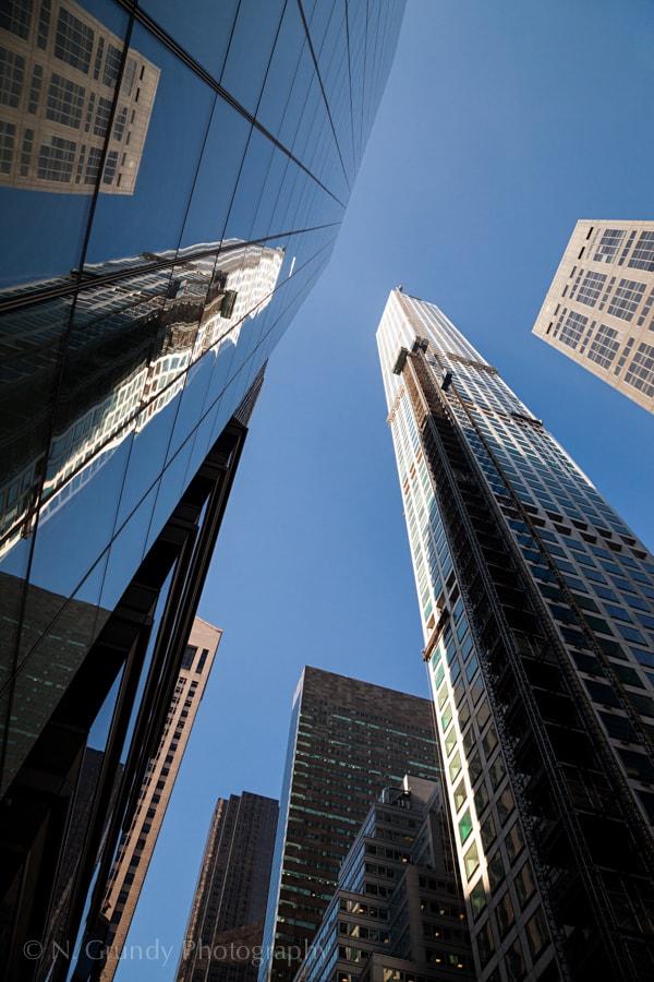 432 Park Avenue Reflection