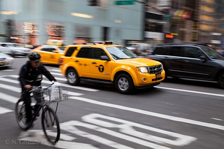 5th Avenue Rush Hour