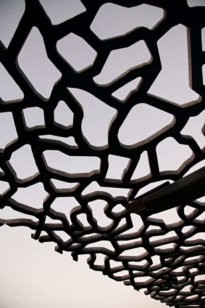 Marseille MUCEM Architecture photo by Galway Photographer