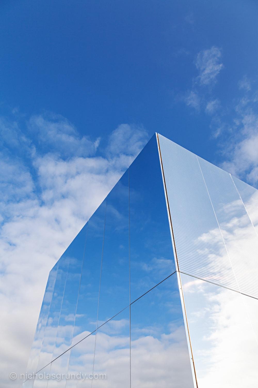 Galway Arts Mirror Pavilion