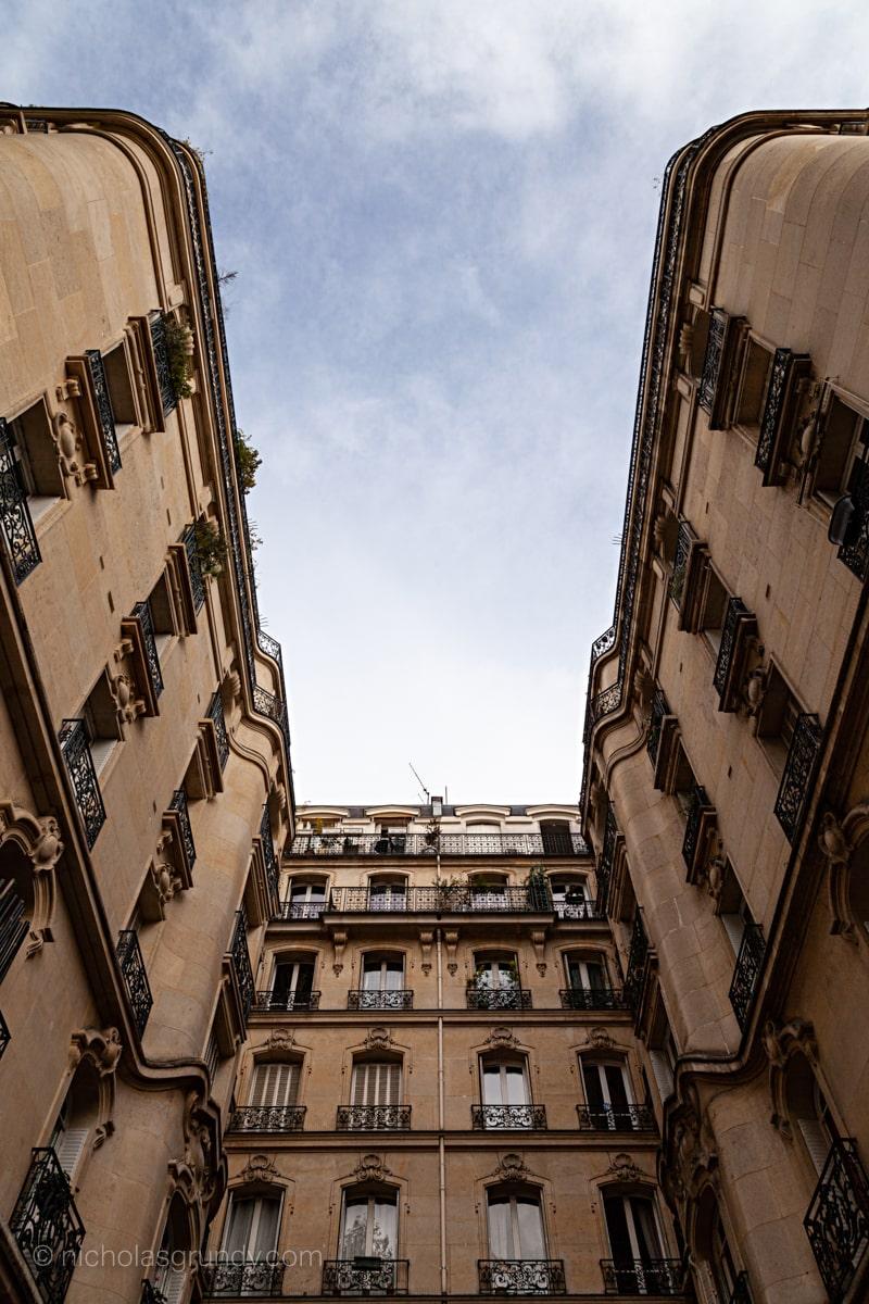 Paris Architecture PHoto