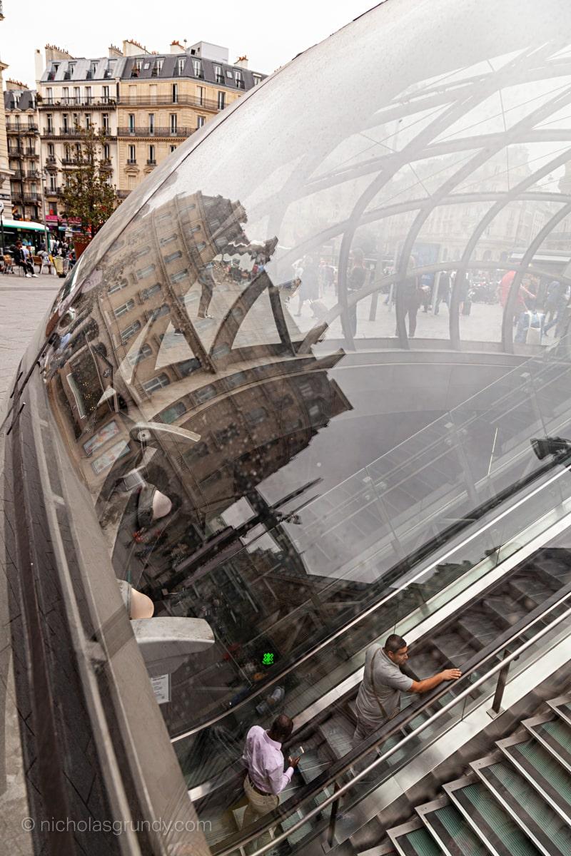 Gare St. Lazare Paris