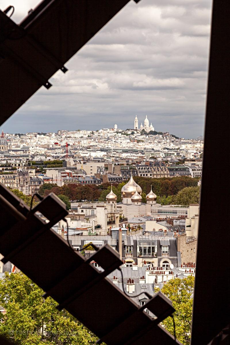 Montmartre Eiffel Tower