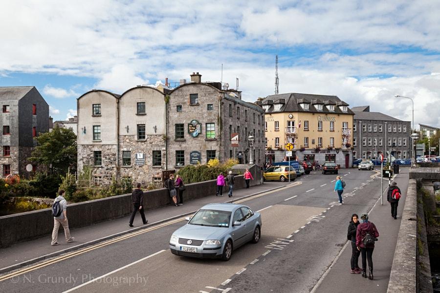 Bridge Mills, Galway
