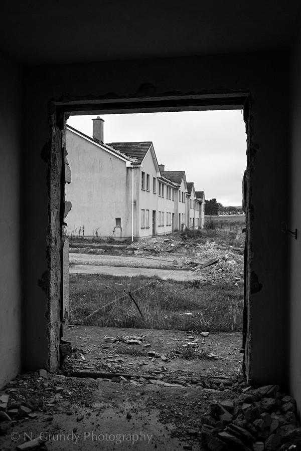 Irish Property Bubble Ghost Estates
