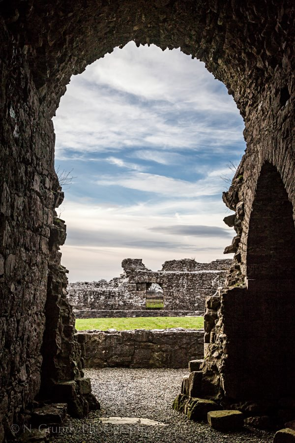 Abbey Knockmoy Galway Photo