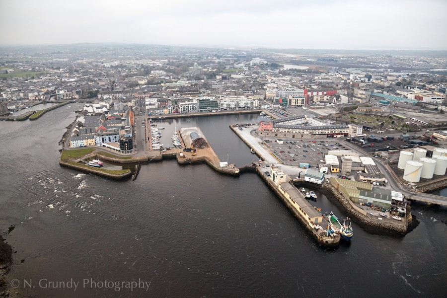 Aerial Photographer in Galway City