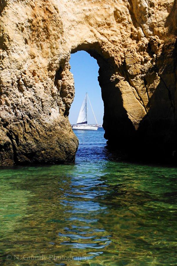 Algarve Archway