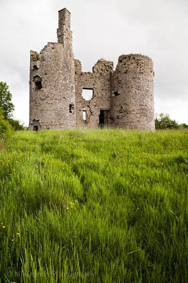 Ballinafad Castle by Galway Photographer