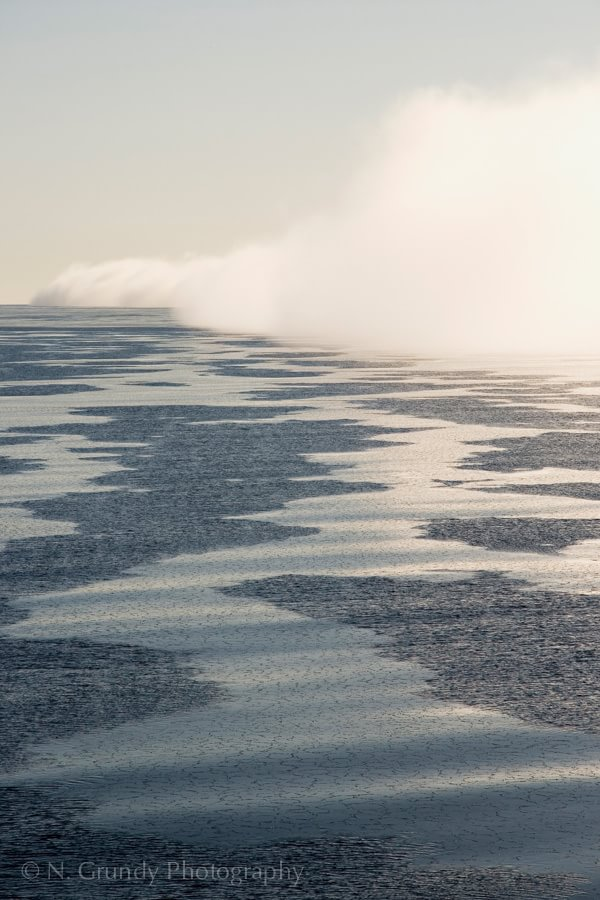 Baltic Sea Fog