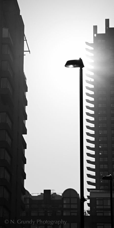 Barbican Centre London Photography