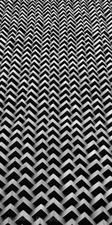 Berlin Bricks Pattern Photo