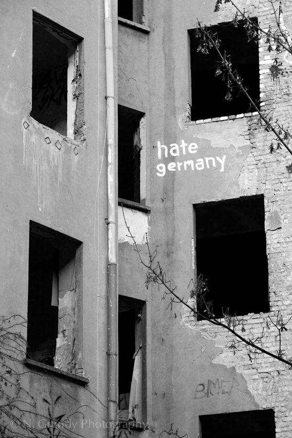 Berlin Squathouse