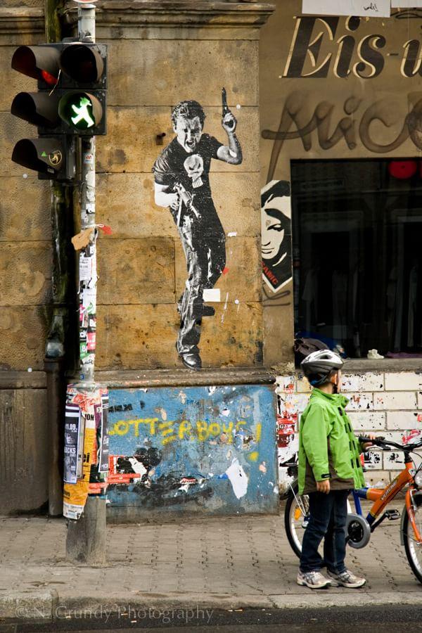 Berlin Street Art Photo