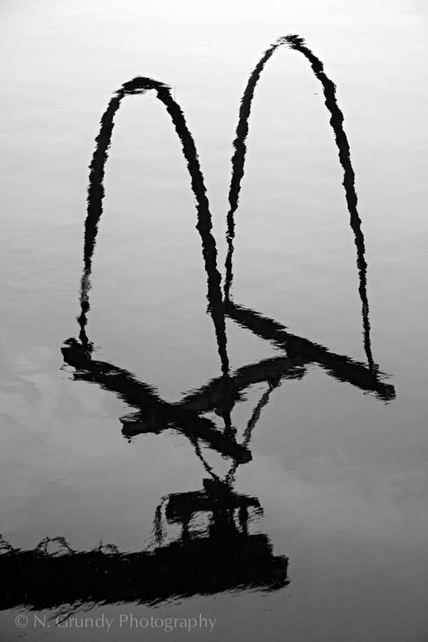 Black Arches Photograph