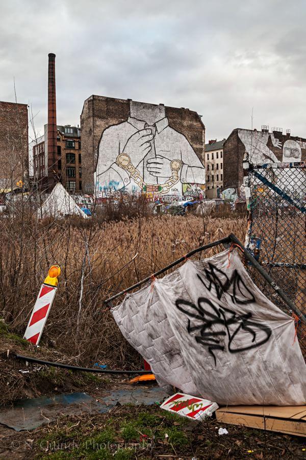 Blu Berlin Street Art Kreuzberg