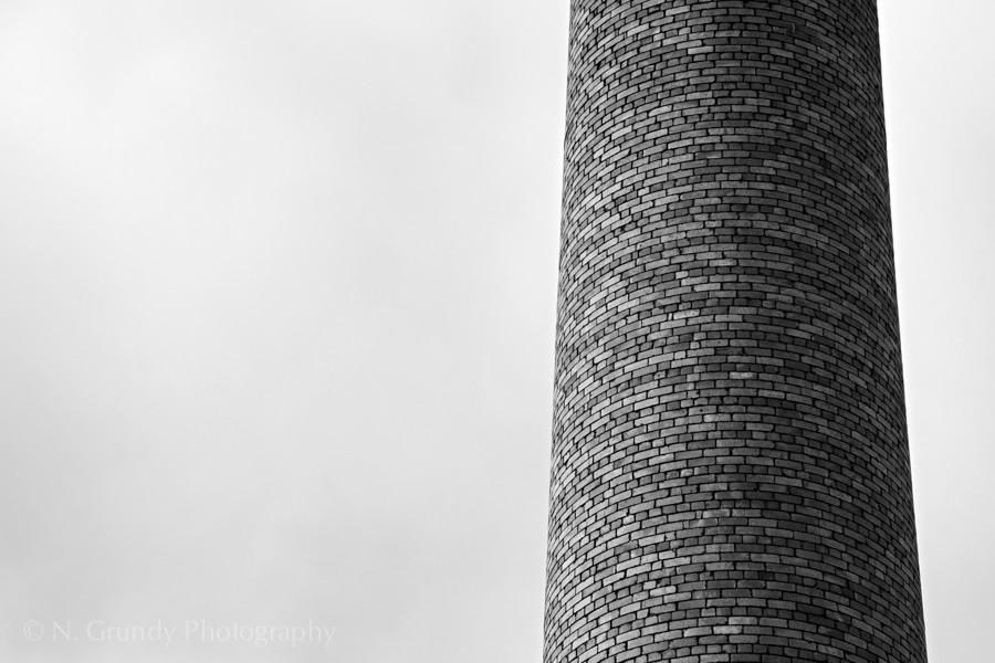 Brunswick Bricks Industrial Photograph