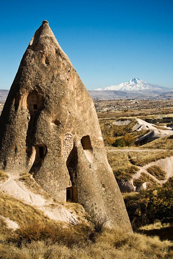Cappadocia Houses Turkey