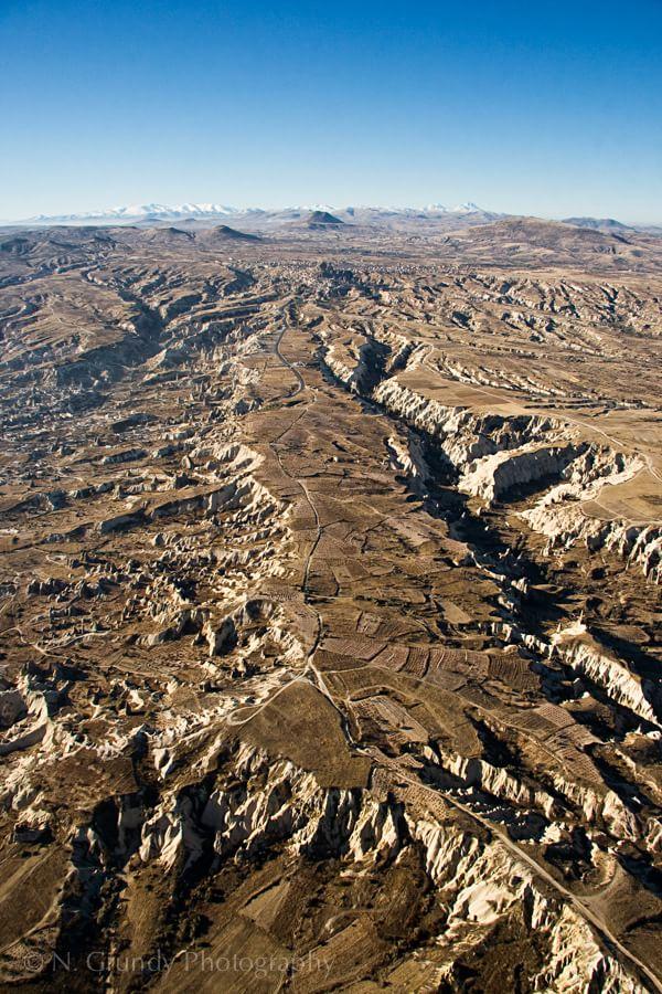 Aerial Photographer in Galway, Cappadocia, Turkey
