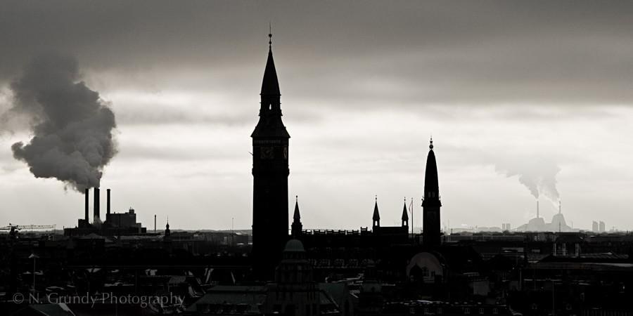 Copenhagen by Industrial Photographer Ireland