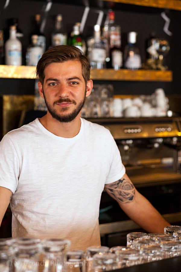 Cossi Medde, 55 Eleven Bar Munich