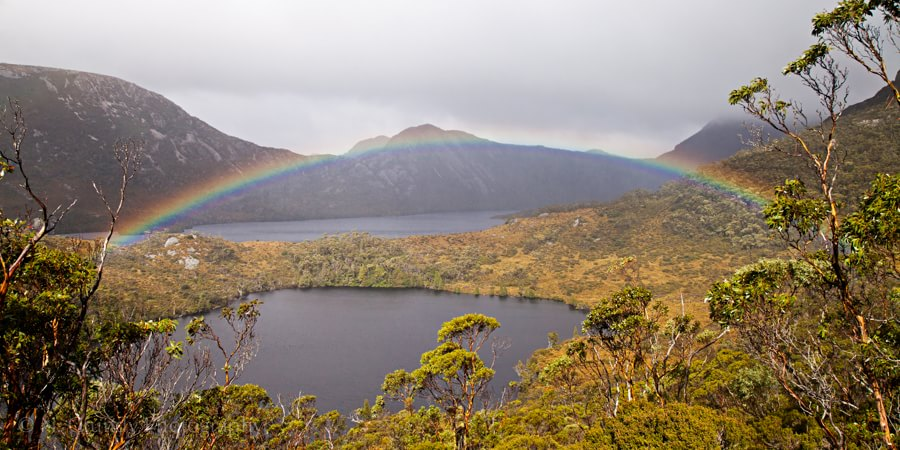 Cradle Mountain Rainbow