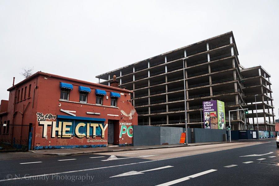 Dublin Construction by Dublin Construction Photographer