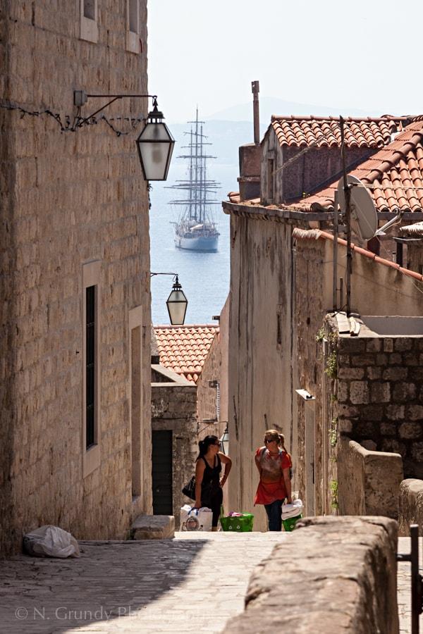 Dubrovnik Ship