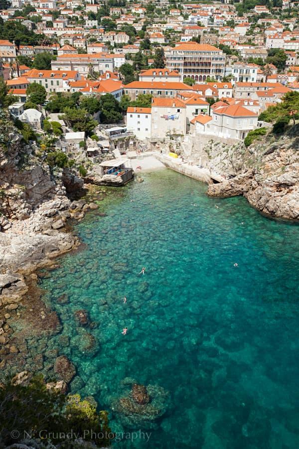 Dubrovnik Turquoise Bay