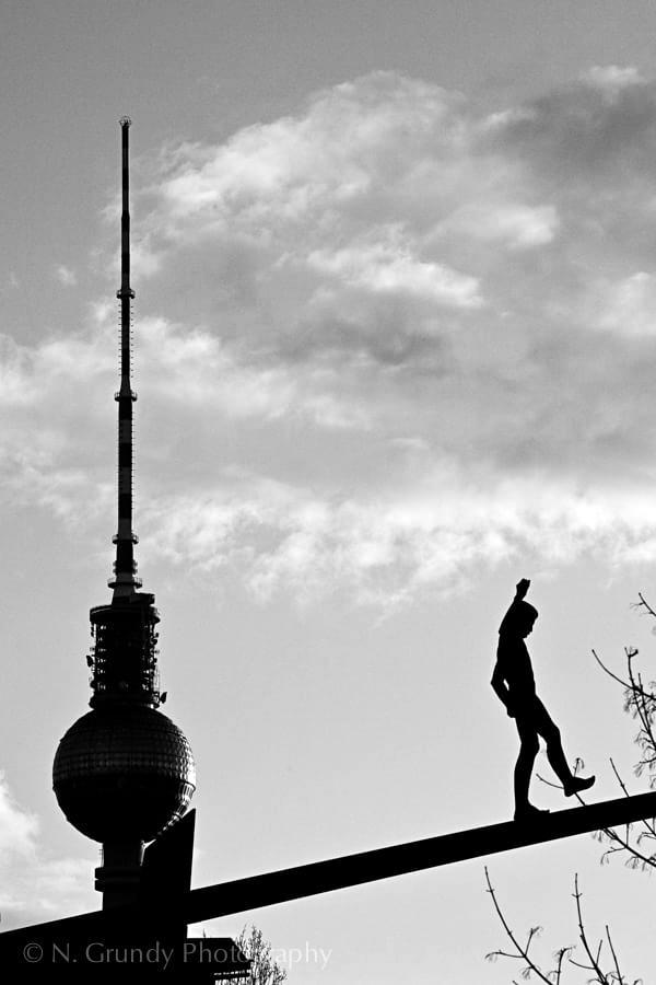 Fenersheturm TV Tower Berlin