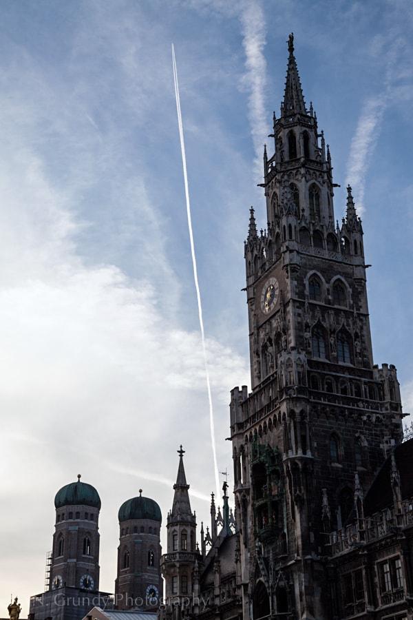 Marienplatz View Munich