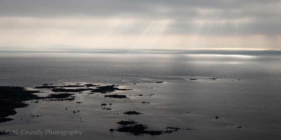 Galway Bay Aerial Photography by Nicholas Grundy Photography