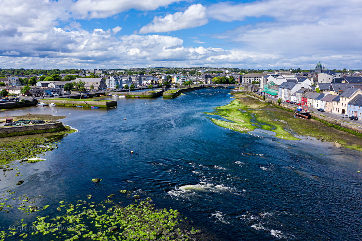 Aerial photographer Galway | Nicholas | Grundy Galway Drone Photos