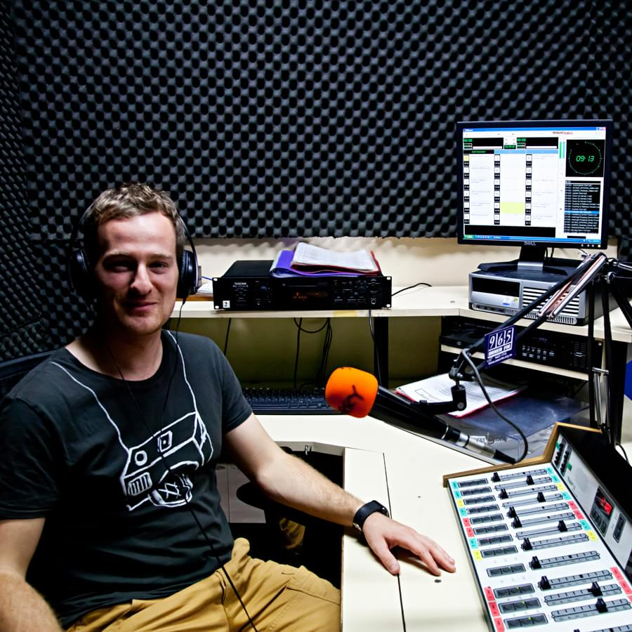 Galway Photographer on the Radio