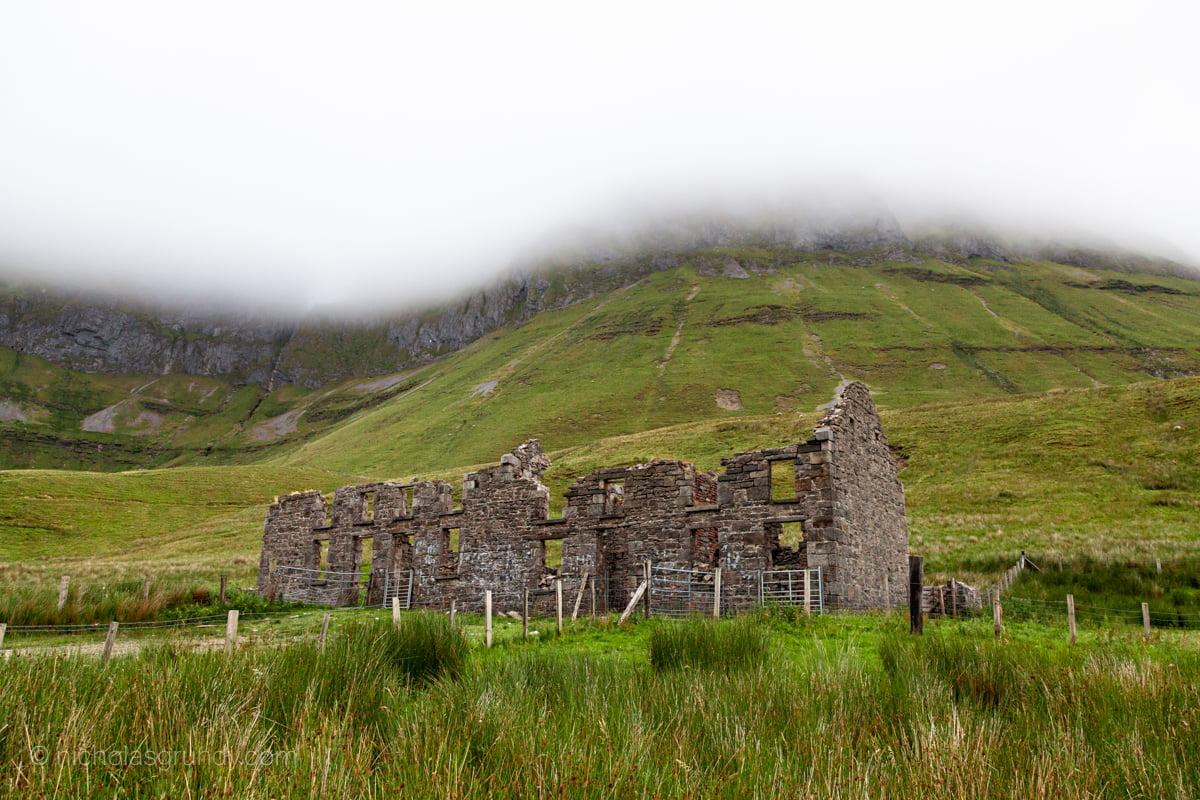 Gleniff Horseshoe Ireland