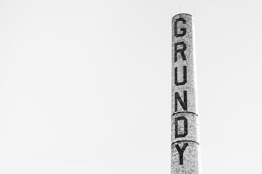 Grundy Smokestack photo