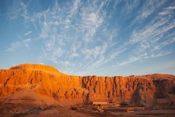 Hatshepsut Temple Sunrise