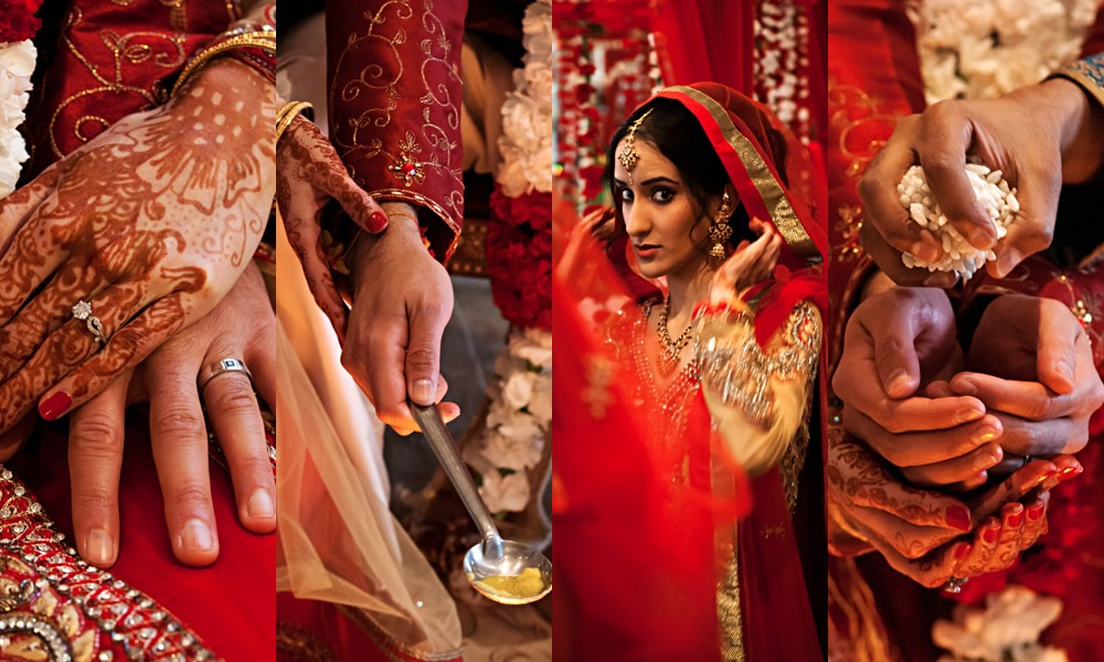 Hindu Indian Wedding Photography Galway Ireland