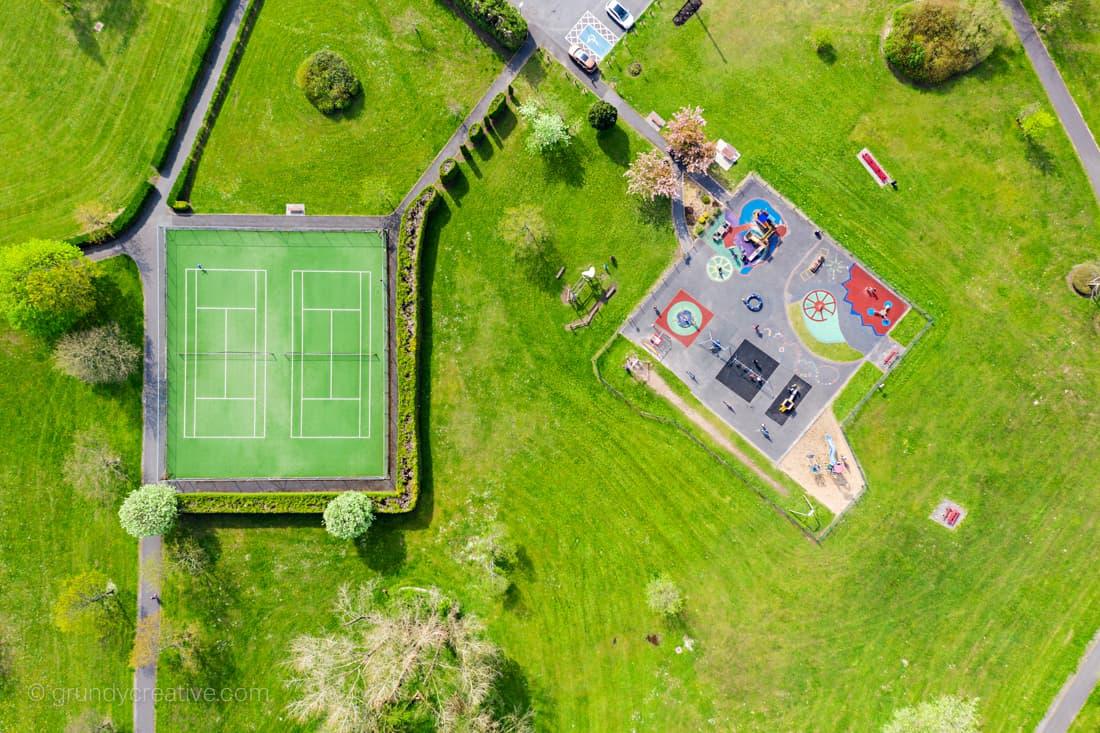park ireland aerial photographer