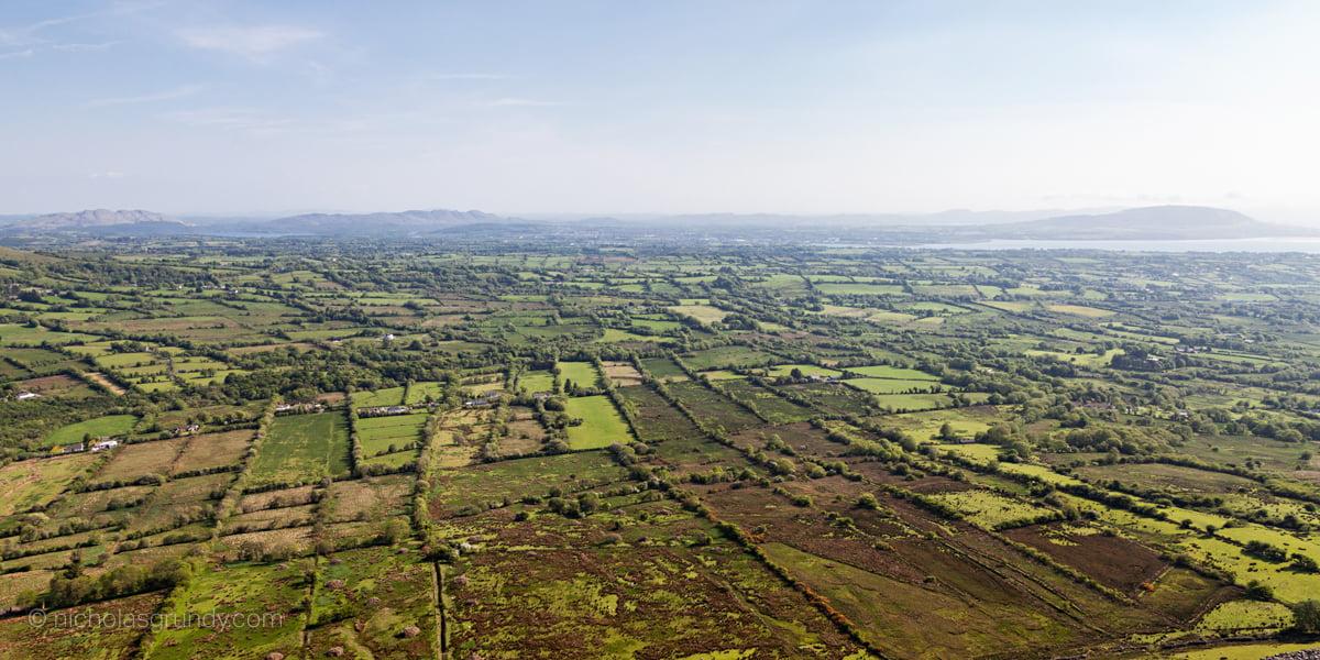 Irish Patchwork Fields