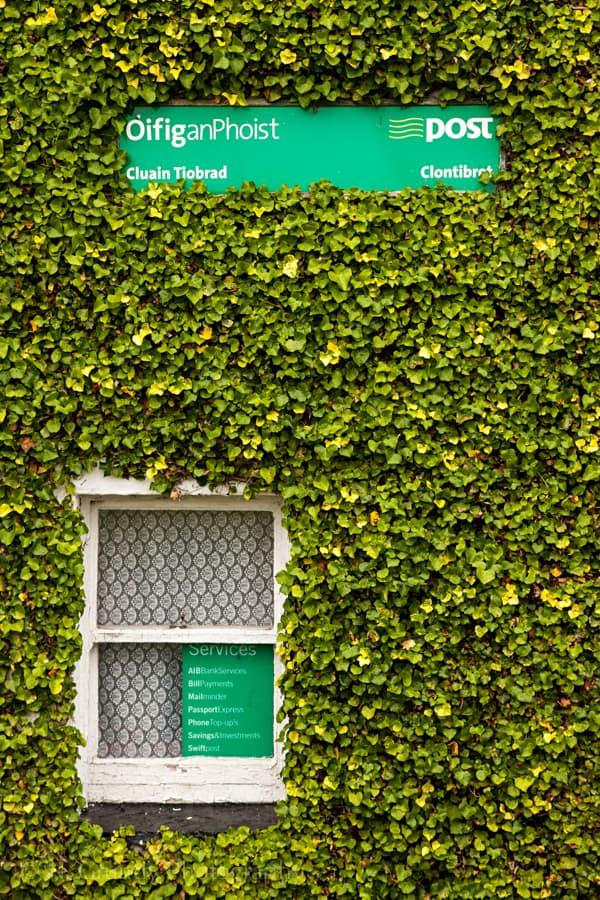 Irish Post Office in Ivy Photo