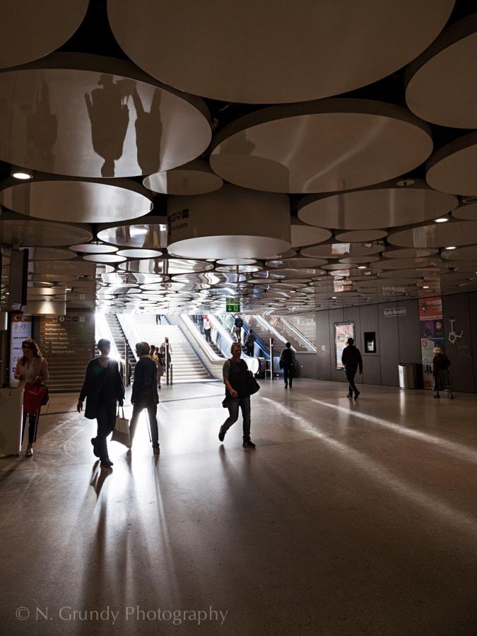 Karlsplatz Ubahn Muenchen