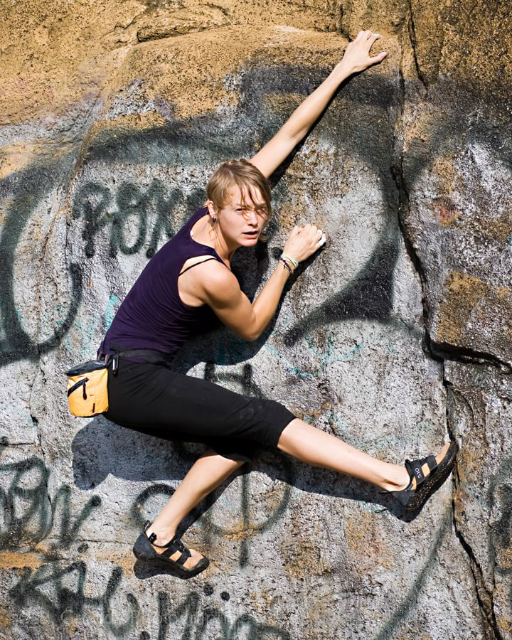 Bouldering, Fit for Fun Magazine