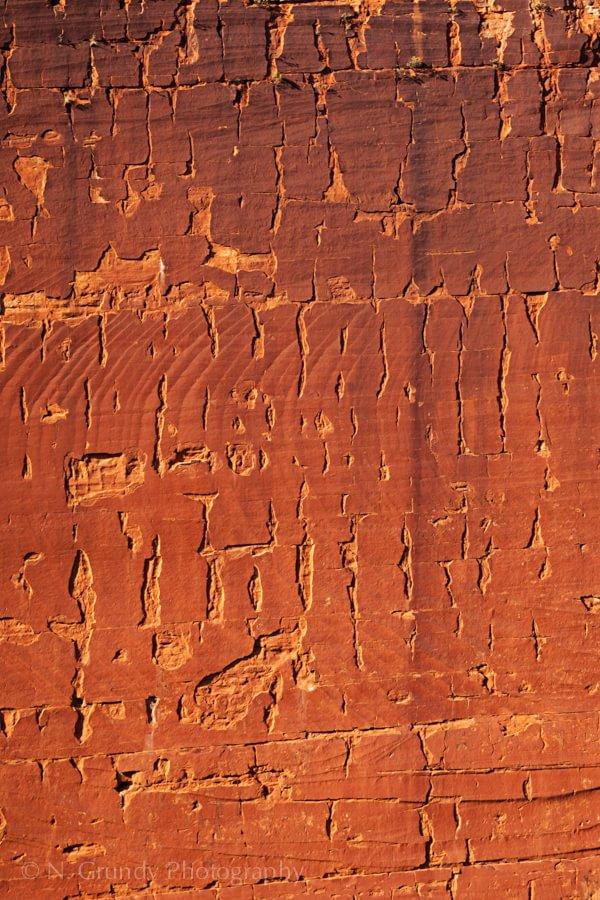 Cliff Detail, Watarrka