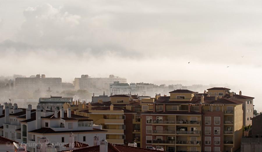 Fog in Lagos