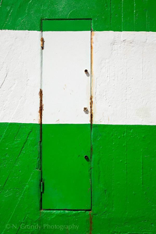 Doorway, Lagos