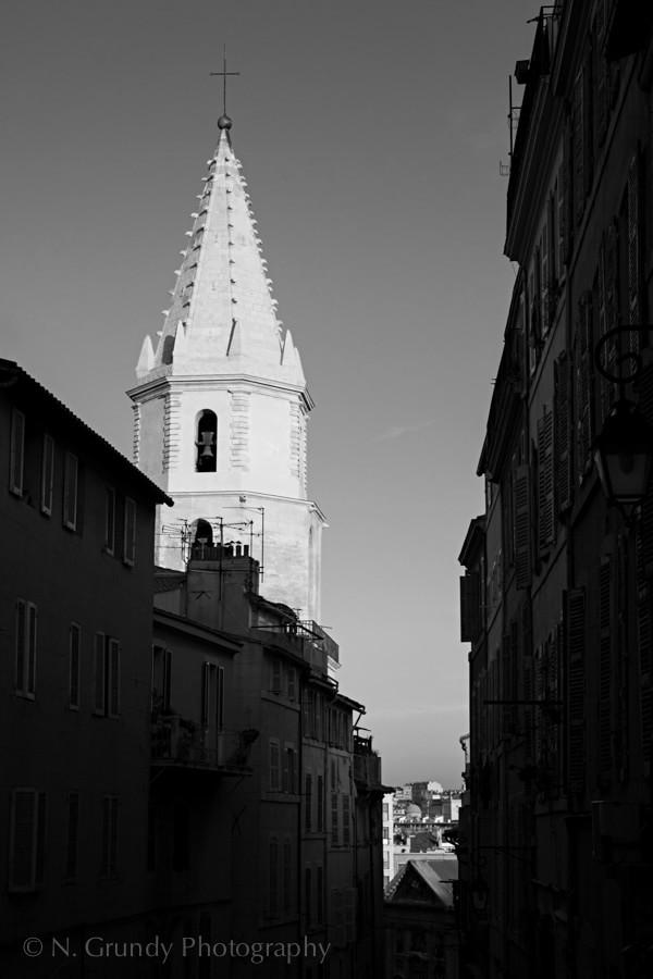 L'Eglise Notre Dame des Accoules