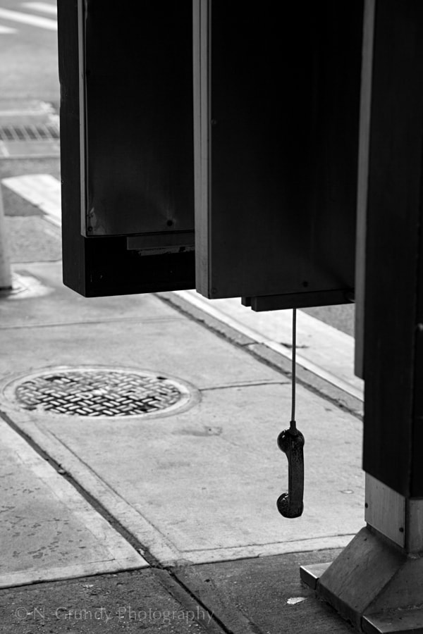 Manhattan Pay Phone
